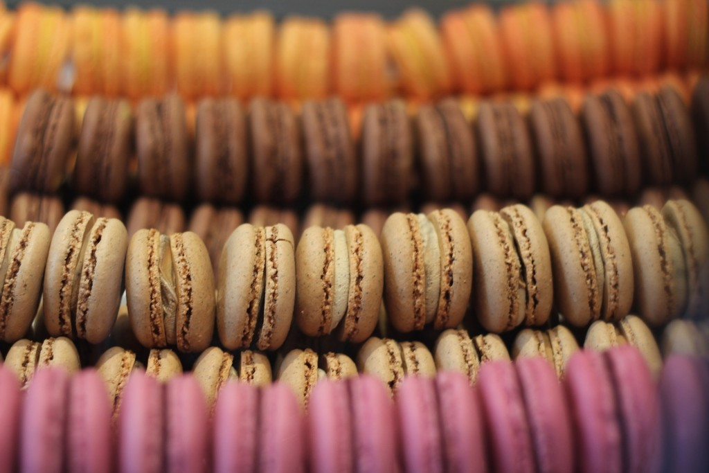 Sink your teeth into some macaroons a la Paris at Walton's Fancy & Staple, located on West 6th Street.